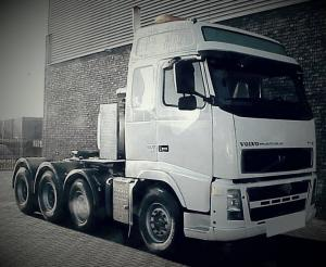 chiptuning volvo fh16